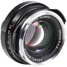 Voigtlander Lens F1.4/35mm Nokton Classic MC Lens M