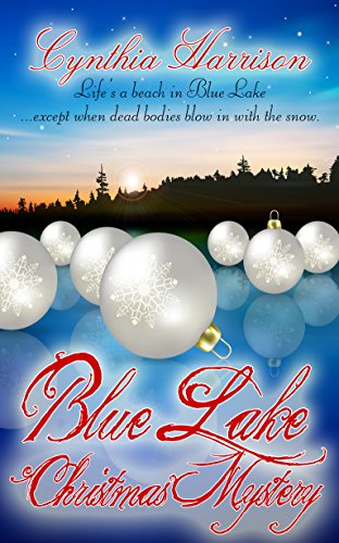 Blue Lake Christmas Mystery (Blue Lake Series) by [Harrison, Cynthia]