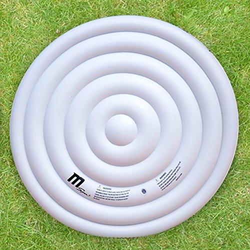Miweba MSpa Whirlpool aufblasbare Abdeckung B0301969 für Whirlpool 140cm rund auch universell einsetzbar
