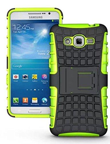 "BACK CASE ARMOR für Apple iPhone 7 Plus 5.5"" Hülle Etui Flip Cover TPU Tasche Panzerhülle (grün) grün"