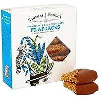 Thomas J Fudges Maravillosas Panqueques De Dulce De Azúcar De Chocolate Con Leche De 8 Por