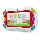 Chicco 07579.300Happy Tab è il tablet per bambini che garantisce un percorso di gioco e apprendimento progressivo dai 18 mesi ai 6 anni, liberamente personalizzabile dai genitori. Il gioco elettronico giusto per crescere, divertirsi ed imparare grazi...