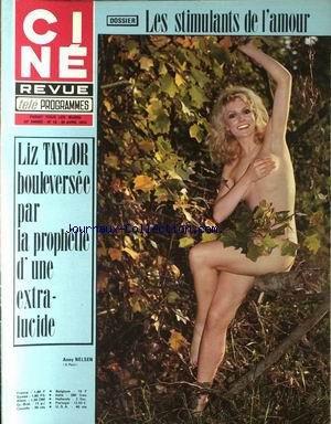 Cine Tele Revue 1972 - CINE TELE REVUE [No 16] du 20/04/1972