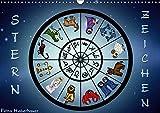 Sternzeichen (Wandkalender 2018 DIN A3 quer): Sternzeichen Horoskop (Monatskalender, 14 Seiten ) (CALVENDO Kunst) [Kalender] [Apr 01, 2017] Creation, Pezi