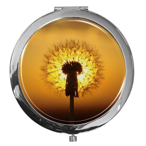 Miroir de poche / Pusteblume / Double agrandissement