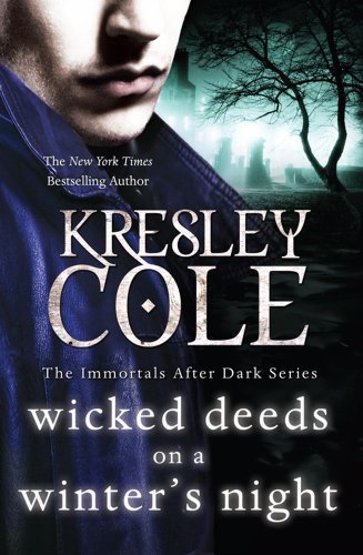 Book cover for Wicked Deeds on a Winter's Night