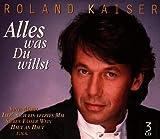 Songtexte von Roland Kaiser - Alles was Du willst