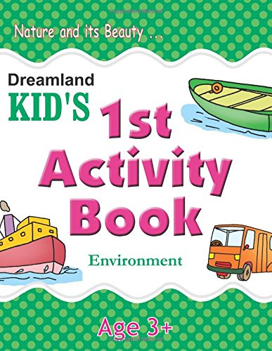 1st Activity Book - Environment (Kid\'s Activity Books)