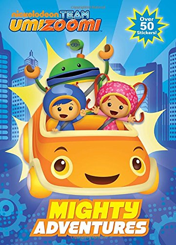 Team Umizoomi: Mighty Adventures
