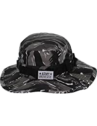 Urban Tiger Stripe Camouflage Boonie Hat with ARMY UNIVERSE Pin - Size  X-Large 7 3a591ebb97a
