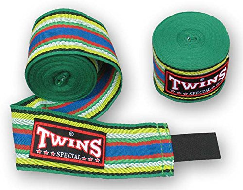 CH-2 Twins Special Rainbow Hand wraps Protector