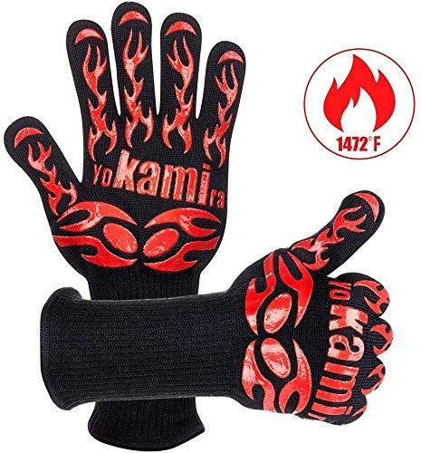guanti resistenti al calore yokamira Guanti da Forno