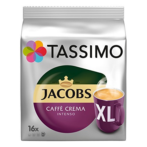 Jacobs Caffe Crema Intenso XL