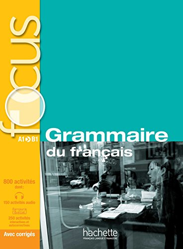 Focus. Grammaire Du Français (+ CD) por Vv Aa