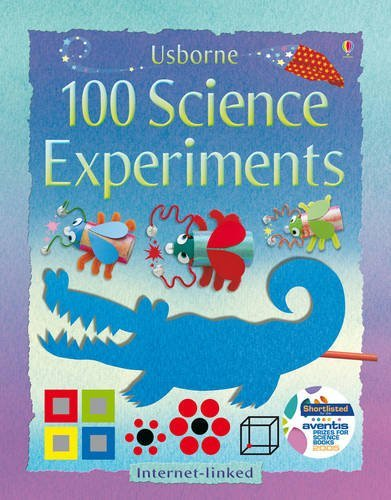 100 Science Experiments by Georgina Andrews (2012-12-01)