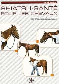 Shiatsu-santé pour les chevaux par Hervé Eugène