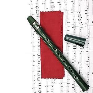 Andoer® Mini Saxophone fashion Sag Xphoon Pocket Saxo phone Eb sturdy durable Plastic with Ligature Reed Music Score Gig Bag Woodwind Instrument