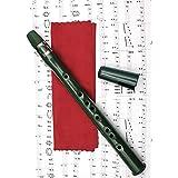 Andoer® Mini saxofón Sax Xaphoon bolsillo Eb Saxophone plástico con ligadura Reed música puntuación Gig Bag Woodwind instrumento