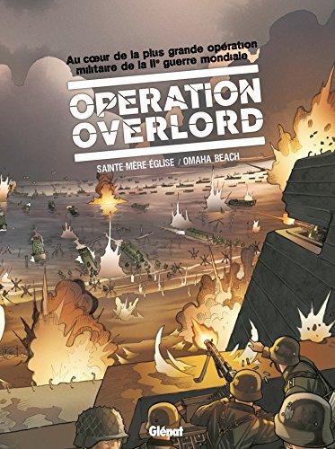 Opération Overlord - Coffret Tomes 01 et 02: Sainte-Mère-Église et Omaha Beach