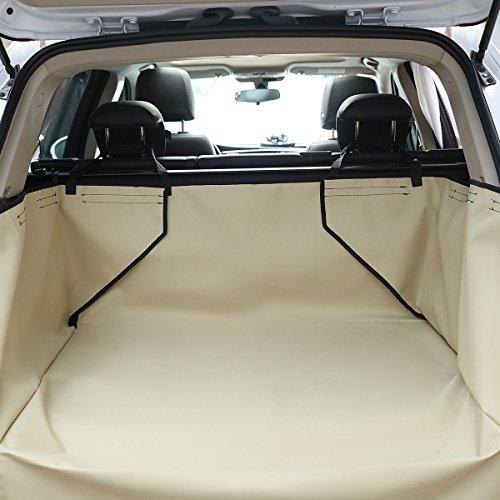 Coperchio del bagagliaio del bagagliaio del vassoio del bagagliaio della fodera del cargo Pavimento opaco del tappeto del pavimento per Skoda Kodiaq 5//7 Seater Seater 2017 2018 2019 Tappetini per auto