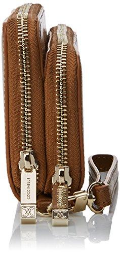 Borsetta Yw1 116901 Metallic Donna C2 Marrone Coccinelle Saffiano - brown