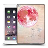 Head Case Designs Offizielle Mai Autumn Pink Mond Weltraum Und Himmel Ruckseite Hülle für iPad Air 2 (2014)