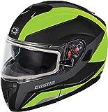 Best Modular Snowmobile Helmets - Castle X Atom SV Tarmac Modular Snowmobile Helmet Review