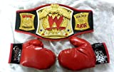 Sunshine WWE Championship Belt and Boxin...