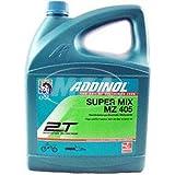 4,19& # x20ac;/L addinol mz405Super Mix, de 2del de motorenöl, Rojo teñida, mineral, 5L Bidón