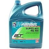 4,11€/l ADDINOL MZ405 SUPER MIX, 2-Takt-Motorenöl, rot gefärbt, mineralisch, 5 L Kanister