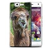 Stuff4 Phone Case for Wiko Highway 4G Funny Animal Meme
