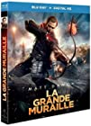 La Grande Muraille [Blu-ray + Copie digitale]