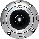 Lanzar OPTIBT25 Optidrive 200W Heavy Duty Aluminum Super Bullet Tweeter