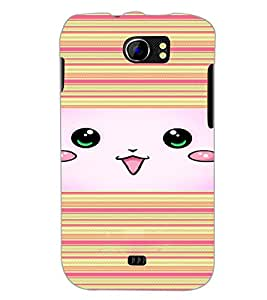 PrintDhaba Cartoon D-4462 Back Case Cover for MICROMAX A110Q CANVAS 2 PLUS (Multi-Coloured)