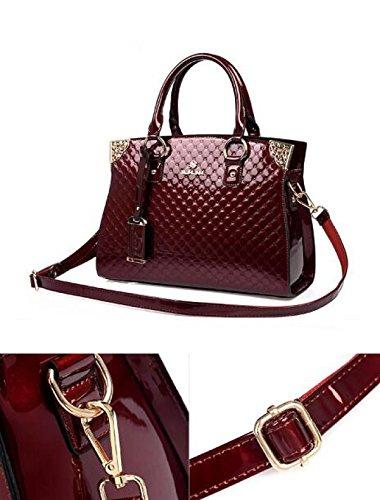 Sacchetto Di Spalla Della Borsa Della Marea Della Signora Fashion Street Borsa Lady Big Bag E