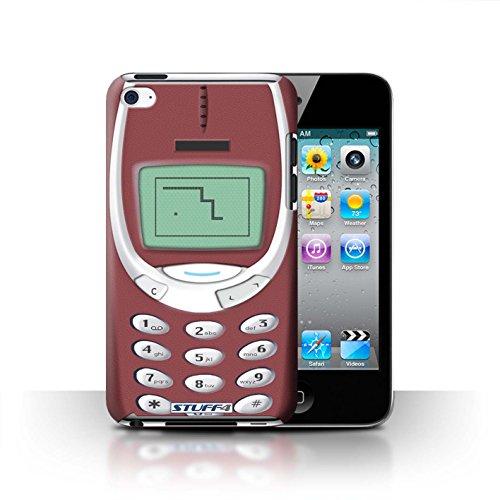 Coque de Stuff4 / Coque pour Apple iPhone 5C / Nokia 3310 bleu Design / Portables rétro Collection Nokia 3310 rouge