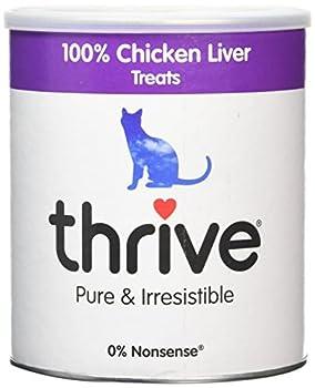 Thrive Friandises pour chat 100 % foie Tube XL