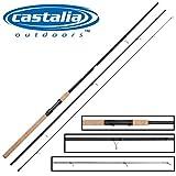 Castalia Match 420cm 5-25g - Matchrute zum Angeln auf Friedfische & Forellen, Angelrute zum Posenangeln, Forellenrute