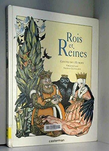 ROIS ET REINES. Contes de l'Europe