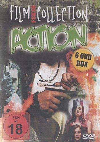 Preisvergleich Produktbild Film Collection Action - 6DVD Box