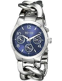 SO&CO Reloj 5013.6 Plateado