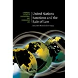 United Nations Sanctions and the Rule of Law (Cambridge Studies in International and Comparative Law)