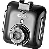 Rollei CarDVR-71 - Cámara de Vídeo para coche, captura de datos GPS, función loop