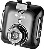Rollei CarDVR-71 Videocamera HD per Auto, Sensore G, Grandangolo 120°, Nero