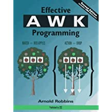 Effective AWK Programming by Arnold Robbins (1997-06-11)