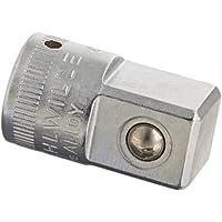 """STAHLWILLE 410 Übergangsstück - Adapter von 6,3mm (1/4"""") Innenvierkant auf 12,5mm (1/2"""") Aussenvierkant"""