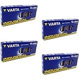 Varta Batteria 4006 AAA/Micro/LR03, Confenzione da 40