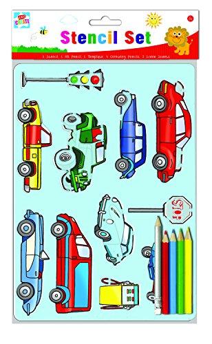 Car-Stencil-Set