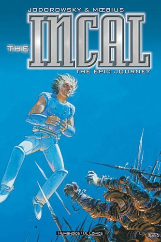The Incal: The Epic Journey by Alexandro Jodorowsky (2005-07-01)