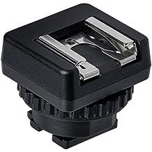 JJC MSA-MIS - Zapata de conexión para flash Sony, negro